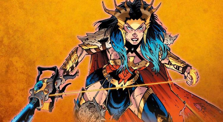 DC Teaser: DARK NIGHTS: METAL Sequel & Wonder Woman als Protagonistin?