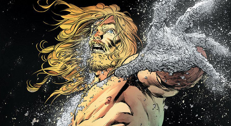 Comic Review: Aquaman: Held von Atlantis Bd. 1 (Panini Comics)