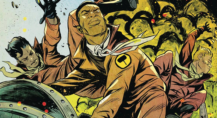 Comic Review: Black Hammer '45 (Splitter Verlag)