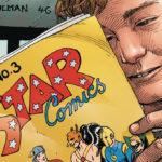 Gary Frank mit Teaser zu geheimem Wonder Woman/JSA Projekt?