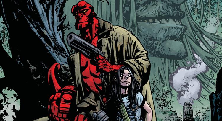 "Neues vom Crooked Man in ""Hellboy & the B.P.R.D.: The Return of Effie Kolb"""
