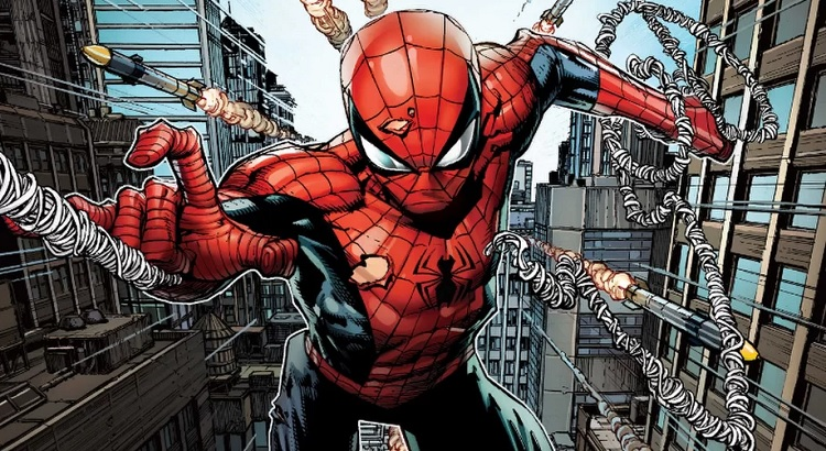 Non-Stop Spider-Man: Neue Spidey-Ongoing-Reihe von JOE KELLY & CHRIS BACHALO