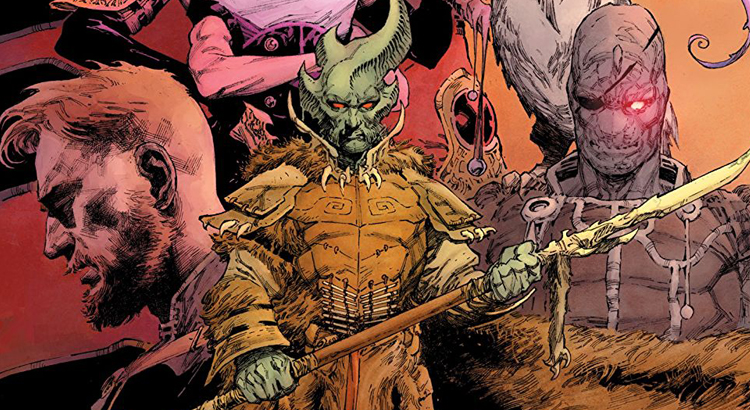 Cross Cult mit Preview zu SEVEN TO ETERNITY Vol. 3