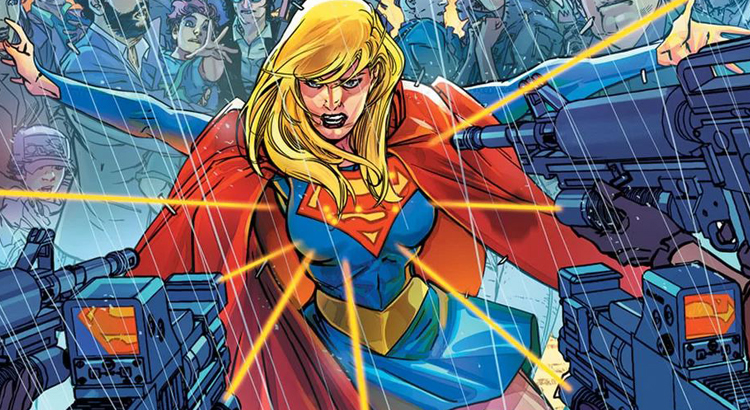 DC Comics cancelt SUPERGIRL mit US-Ausgabe #42 im Mai 2020