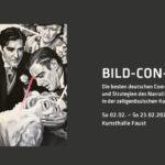 BILD-CON-TEXT: Ausstellung zu den besten deutschen Comics 2018