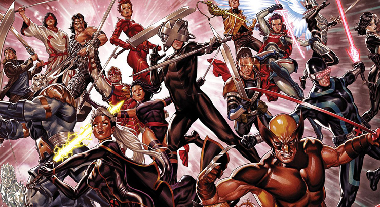 "#C2E2: Marvel kündigt X-Men Crossover ""X of Swords"" für Juli an"