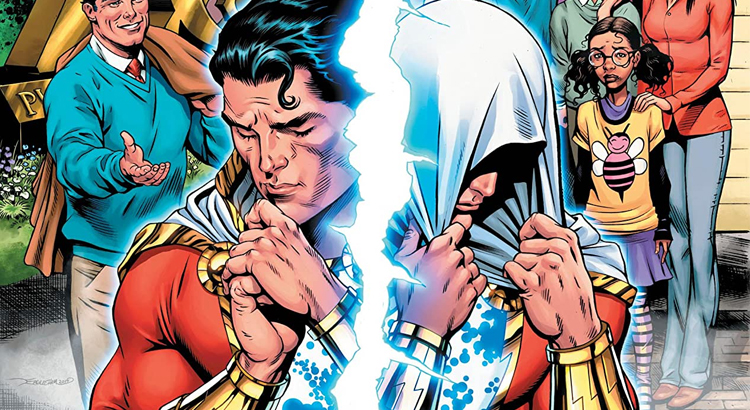 Comic Review: SHAZAM! Bd. 2 (Panini Comics)