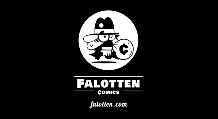 Lukas Kummer & Adrian Richter starten Webcomic-Portal FALOTTEN COMICS