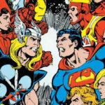 US-Künstler*innen für neues Marvel/DC Crossover nach dem Shutdown