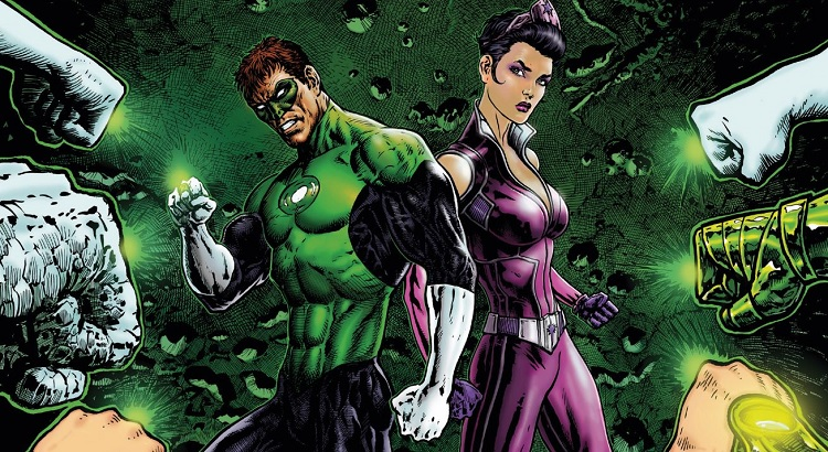 Panini Comics mit Preview zum 2. Teil von Grant Morrisons THE GREEN LANTERN