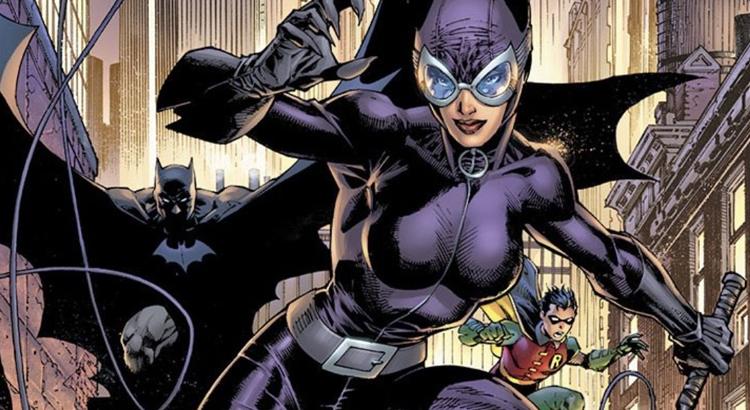 Catwoman: Jim Lee 80th Anniversary Variant zeigt, wie wichtig Inks & Koloration sind