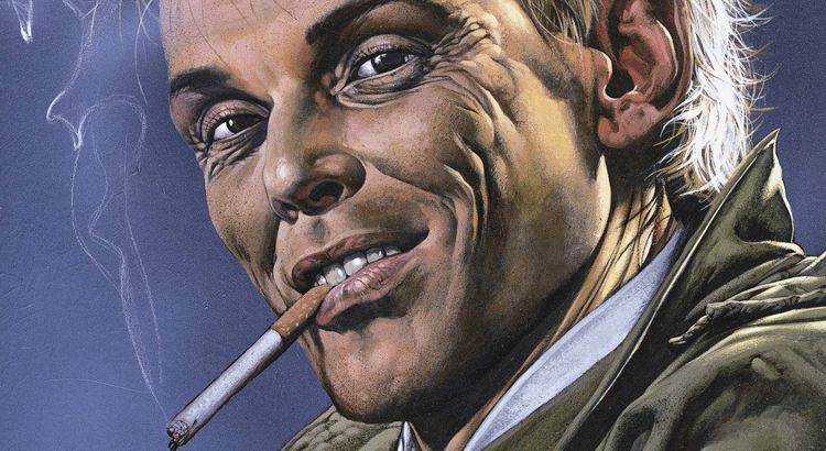 #Panini2020: HELLBLAZER von Garth Ennis ab November in der Deluxe Edition