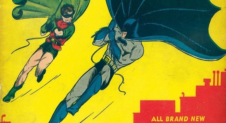 High-Grade-Copy von BATMAN #1 für 2,2 Millionen US-Dollar versteigert