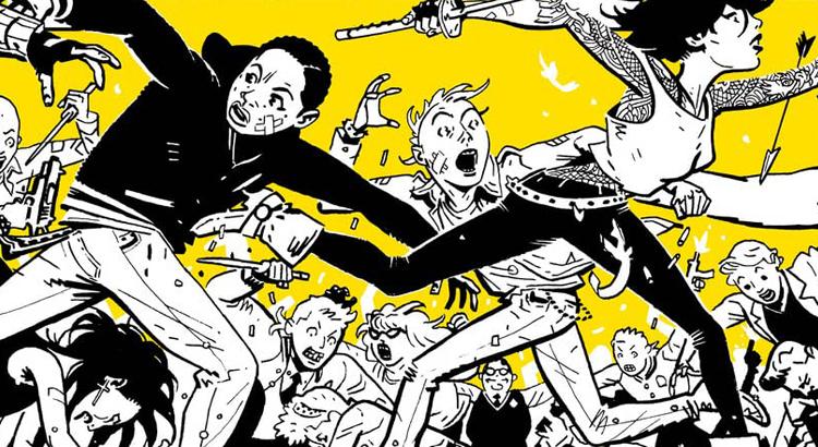 Comic Review: Deadly Class Bd. 4 (Cross Cult)