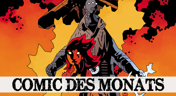 Comic Review: Geschichten aus dem Hellboy Universum IX (Cross Cult)