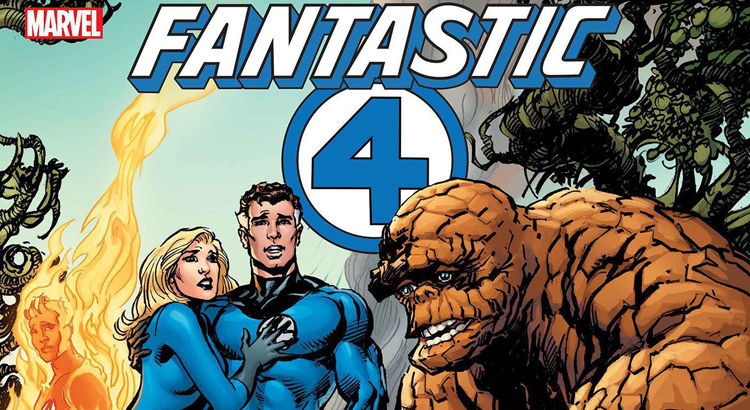 Mark Waid & Neal Adams mit neuem FANTASTIC FOUR Comic für Marvel