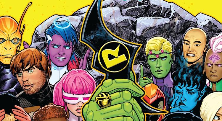 Brian Michael Bendis teast große Ankündigung zu den Legion of Super-Heroes