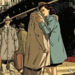 Splitter Verlag mit Preview zum Zweite Weltkriegs Drama SHANGHAI DREAM
