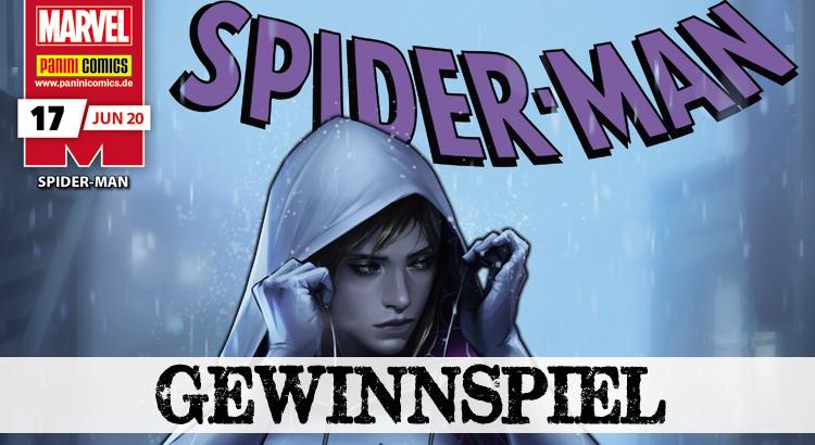 Gewinnspiel: 3x SPIDER-MAN #17 -  Jee Hyung Lee Variant (Panini Comics) - gesponsert von Blu-Box