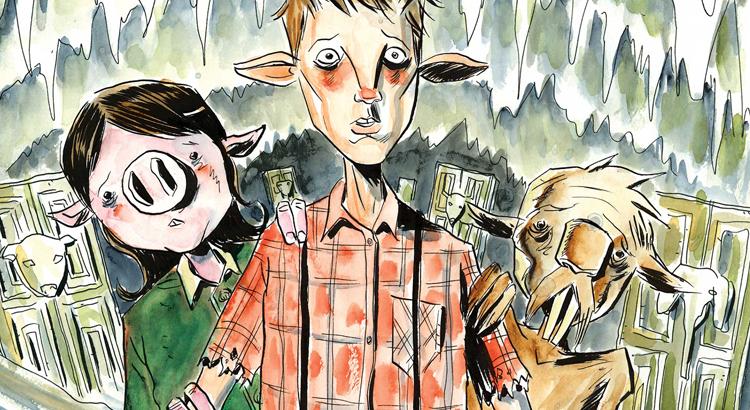 """Jeff Lemires SWEET TOOTH: Panini Comics """"prüft Möglichkeit einer Neuauflage"""""""