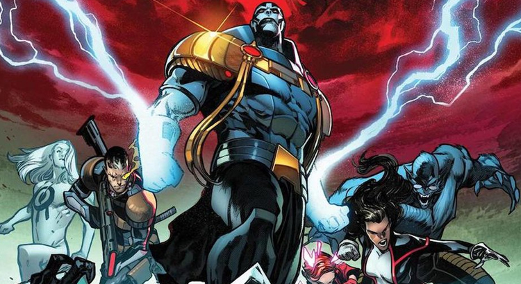 Das nächste X-Men-Crossover startet mit X OF SWORDS: CREATION #1