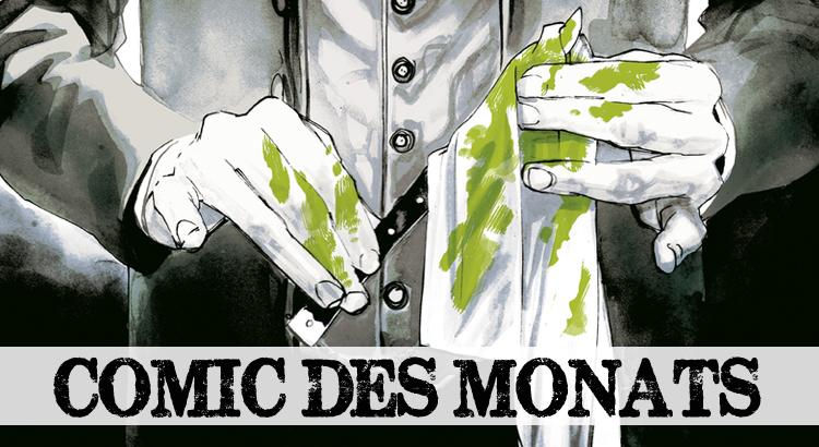 Comic Review: Eine Studie in Smaragdgrün (Dantes Verlag)
