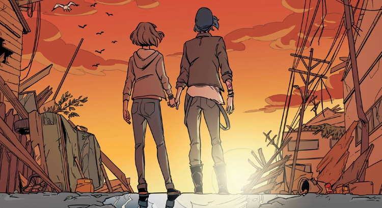 Comic Review: Life Is Strange Bd. 1 & 2 (Panini Comics)