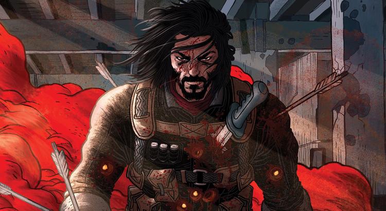 Keanu Reeves als Autor (!!) für neuen BOOM! Studios Comic: BRZRKR