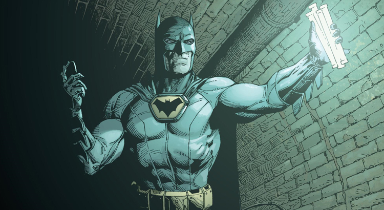 "Geoff Johns & Gary Frank beenden Arbeit an ""Batman: Earth One"" Vol. 3"