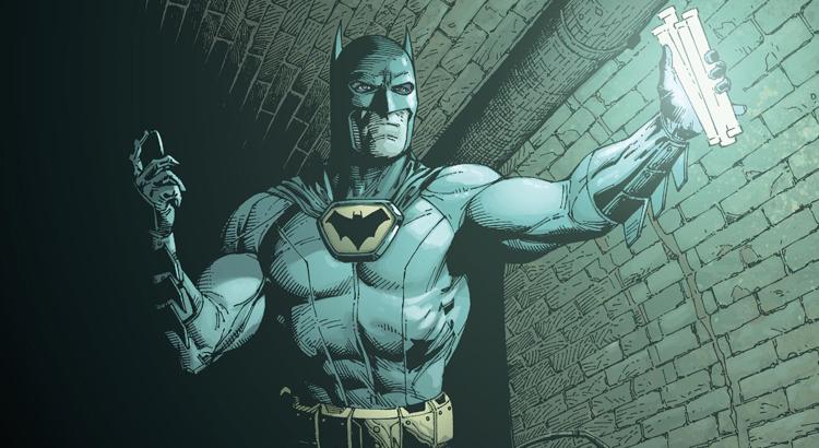 """Geoff Johns & Gary Frank beenden Arbeit an """"Batman: Earth One"""" Vol. 3"""