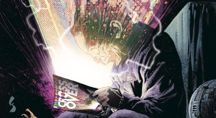 Donny Cates' CROSSOVER Comic für Image zeigt erstes Cover