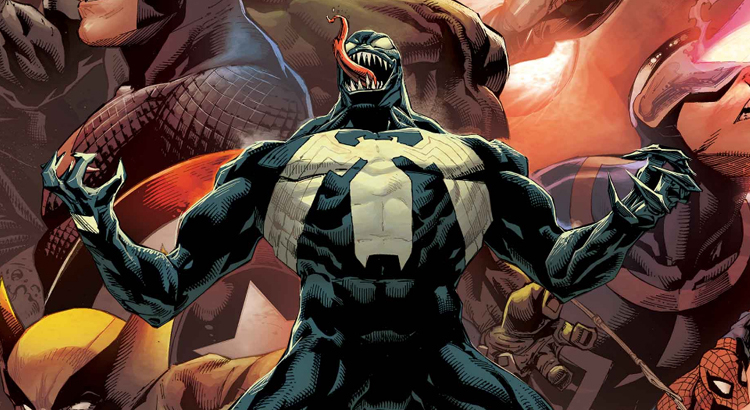 Cates & Stegman mit KING IN BLACK Event für Marvel Comics