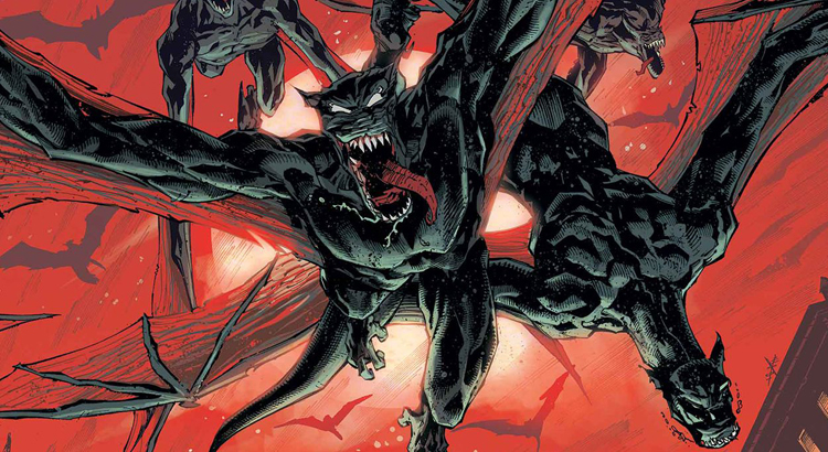 Marvel mit neuem Teaser zu VENOM: King in Black