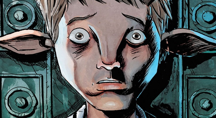 Sweet Tooth: The Return - Jeff Lemire & DC Comics kündigen neue Mini-Serie an