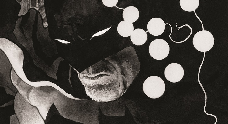 "DC Comics mit neuer ""Batman: Black & White"" Mini-Serie im Dezember"