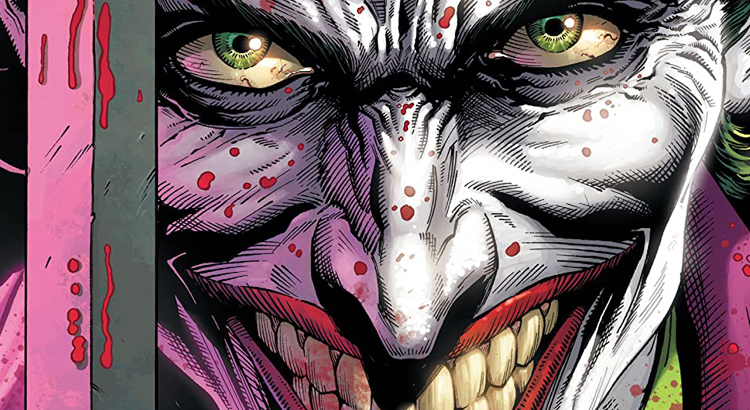 BATMAN: THREE JOKERS Zeichner Jason Fabok zeigt Cover zur Hardcover Collection