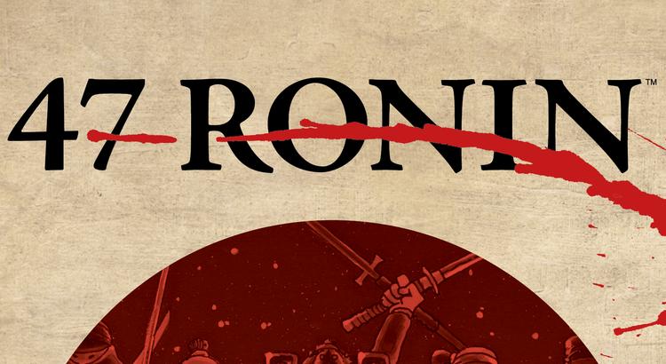 "Dantes Verlag kündigt Mike Richardsons & Stan Sakais ""47 Ronin"" für Dezember an"