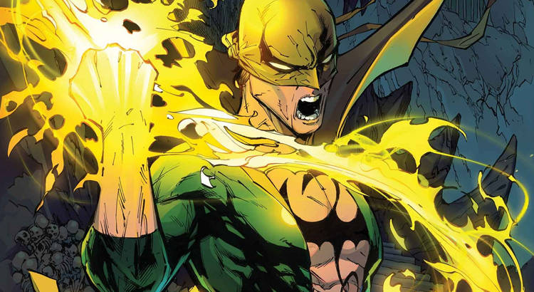 "Marvel kündigt ""Iron Fist: Heart of the Dragon"" Mini-Serie für Januar 2021 an"