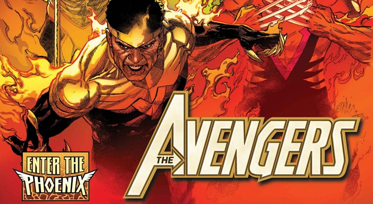 "Marvel mit Video-Trailer zur neuen AVENGERS Story ""Enter The Phoenix"""