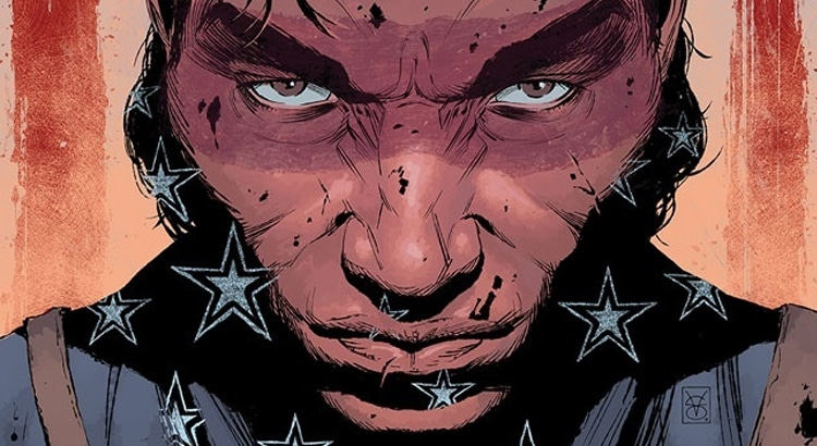 John Arcudi mit Bürgerkrieg-Horror-Comic TWO MOONS für Image Comics