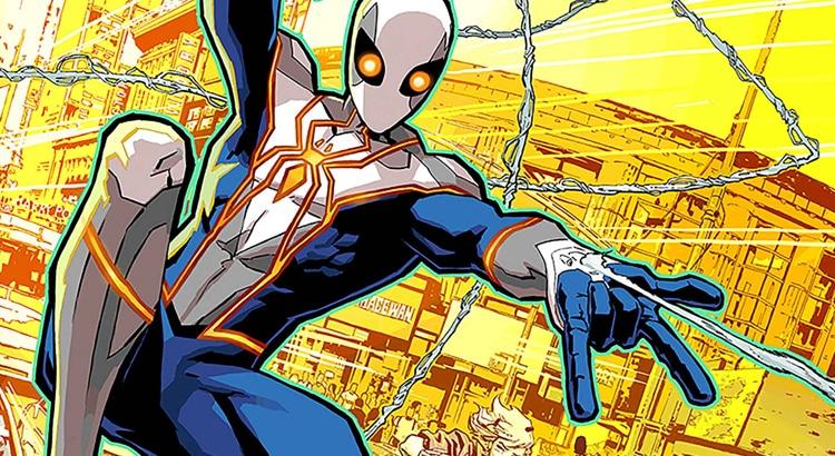 Marvel zeigt das neue Spider-Man Kostüm für 2021