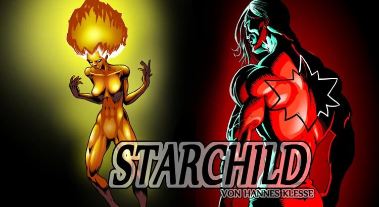 Hannes Klesse mit Kickstarter-Kampagne zu STARCHILD 3 gestartet