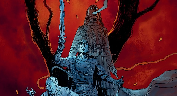 "Mike Mignola & Christopher Golden erweitern das ""Tales From the Outerverse"" Universum"