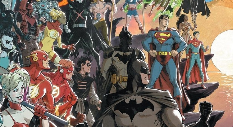 DC Comics bestätigt das vollständige Line-up zum INFINITE FRONTIER #0 Special