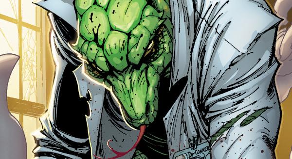 Gewinnspiel: 4x SPIDER-MAN #32 - Lizard Variant (Panini Comics) - by Blu-Box