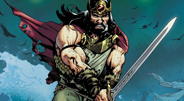 Aaron, Asrar & Wilson mit KING CONAN ab Dezember für Marvel